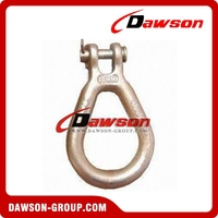 Dawson grade 70 alloy clevis lug link for transport chains made in China