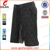 Performance tight custom mma shorts