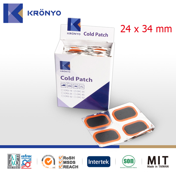KRONYO tyre puncture mushroom plug radial tire repair cold patch