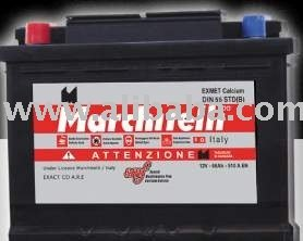 Maitenance Free Sealed Calcuim Atomotive Batteries