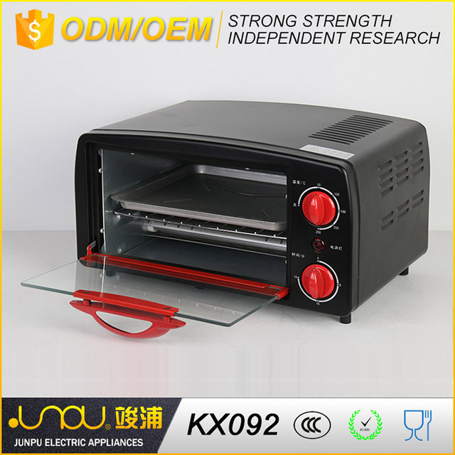 Good quality 9L household baking cake toaster oven for european market