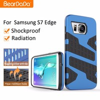 Unique Design tpu pc for samsung s7 edge phone case of a big cell phone