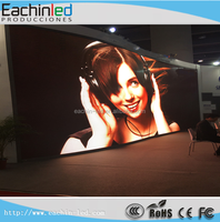 Pitch 3mm mur video led 500mm*500mm led video wall