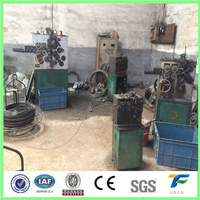 Automatic Wire Ring Making Machine Wire