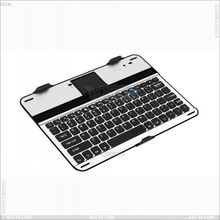 For Samsung Galaxy Note 10.1 N8000 Aluminum bluetooth keyboard case P-SAMN8000BTHKB001