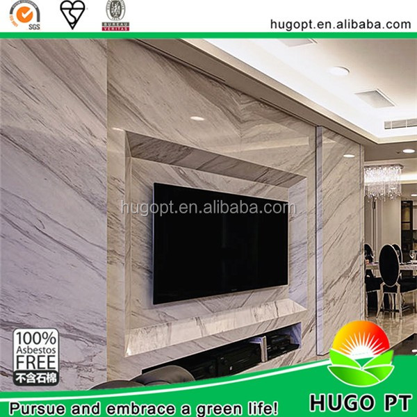Good Quality Water Proof UV Marble Sheet 4*8