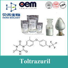 High quality 5% Toltrazuril for Veterinary Medicine CAS 69004-03-1 for sale