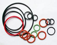 Hot sale different color rubber o ring, silicone o ring, viton o ring