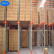 Warehouse Racking System Metal Pallet Drive-in Rack