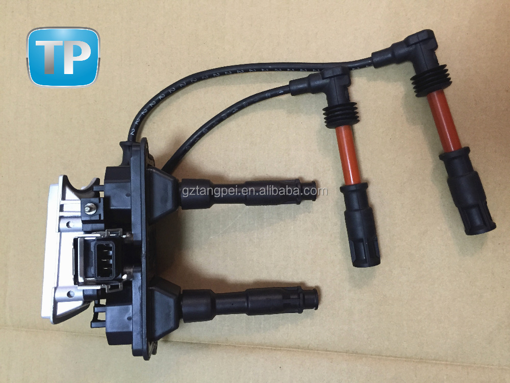 Ignition Coil Pack for AUDI A4 1.8L OEM# 058905105A 0221603003