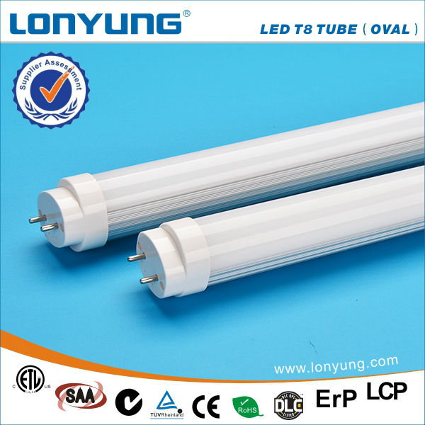 Energy Saver ETL CE RoHS 180cm T8 led tube light 28w