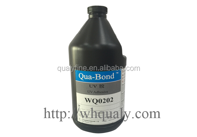 UV adhesive UV glue WQ0105 Light cured