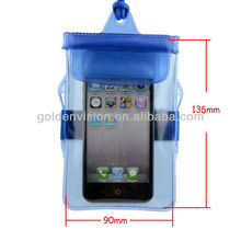 Multi-purpose Underwater Waterproof Waist Pouch Bag Case For Cellphone Camera