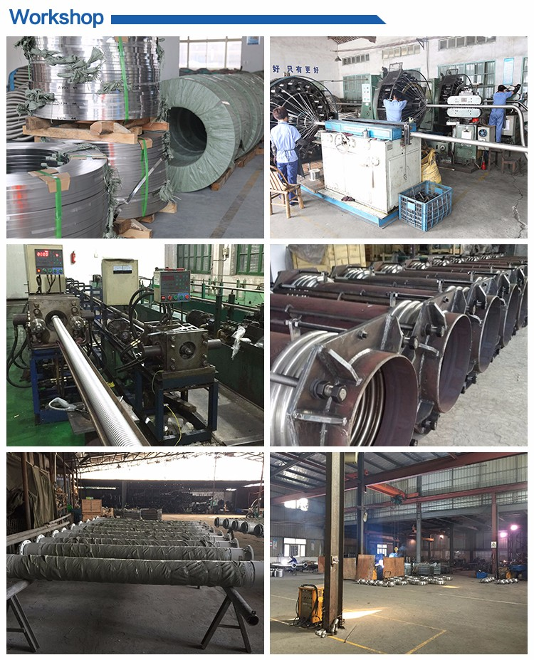 corrugated corrugated stainless steel tube flexible gas hose