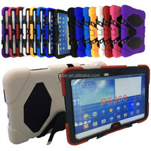 Heavy Duty Shock Proof Case for Samsung GALAXY Tab 3 10.1 P5200