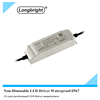 IP67 waterproof 700mA 30-40V 28W constant current non-dimmable led driver led power supply for flood light, wall pack