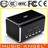 Music Angel Portable USB and SD/TF Card Mini Digital Speaker