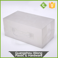 2015 New Style export quality Customized Logo Printed shoe organizing boxes