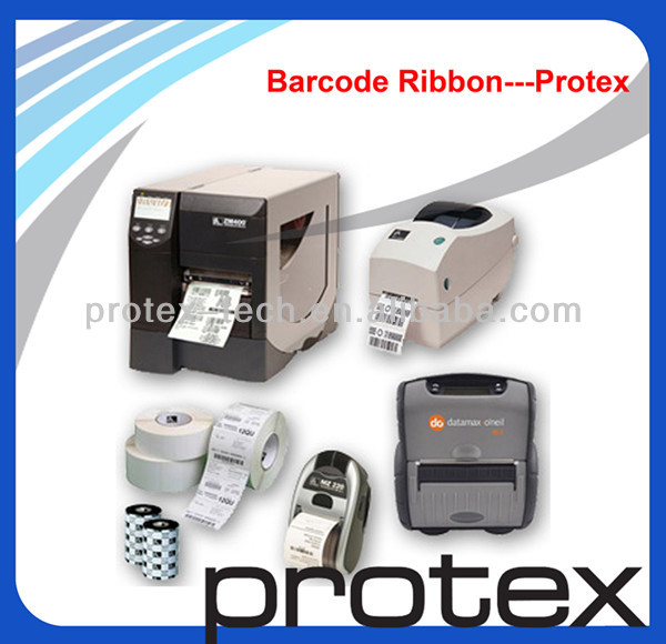 Argox Printer Red Thermal Resin Ribbon from Japan