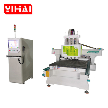 YIHAI CNCwood door making machine cnc router machine of the processing equipment, the most competitive woodworking engraving
