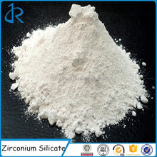 China Supplier Zirconium Silicate powder/beads CAS 10101-27-7
