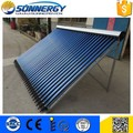 Christmas Promotion Hot water solar thermal pressurized Solar Collector