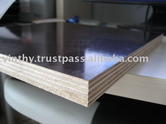 china imprinted Film faced plywood