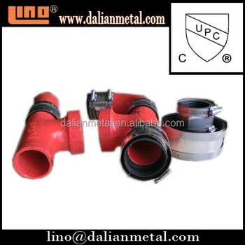 2015 the Best Low Price Coupling Pipes with UPC Approval