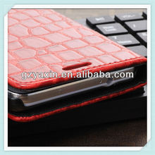 Hot Selling Wallet Case For Samsung,Housing For Tablet Leather,Vegetable Leather Case