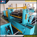 Precision steel coil straightening machine