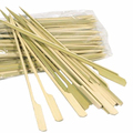 wholesale disposable bamboo bbq skewers bamboo stick for incense with customized logo avaliable