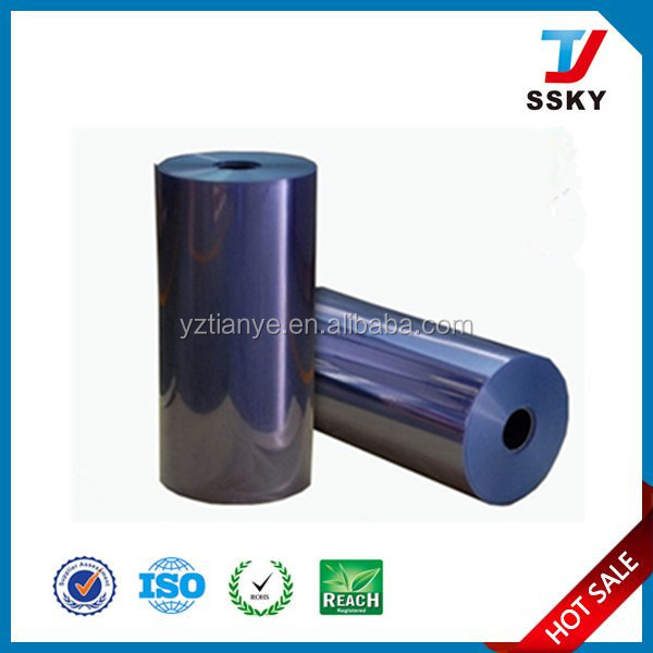 0.5mm Thick Plastic PVC Sheet Rigid PVC Film Super Clear