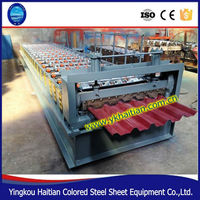 Automatic Corrugated Steel Roofing Tile Machine South Africa