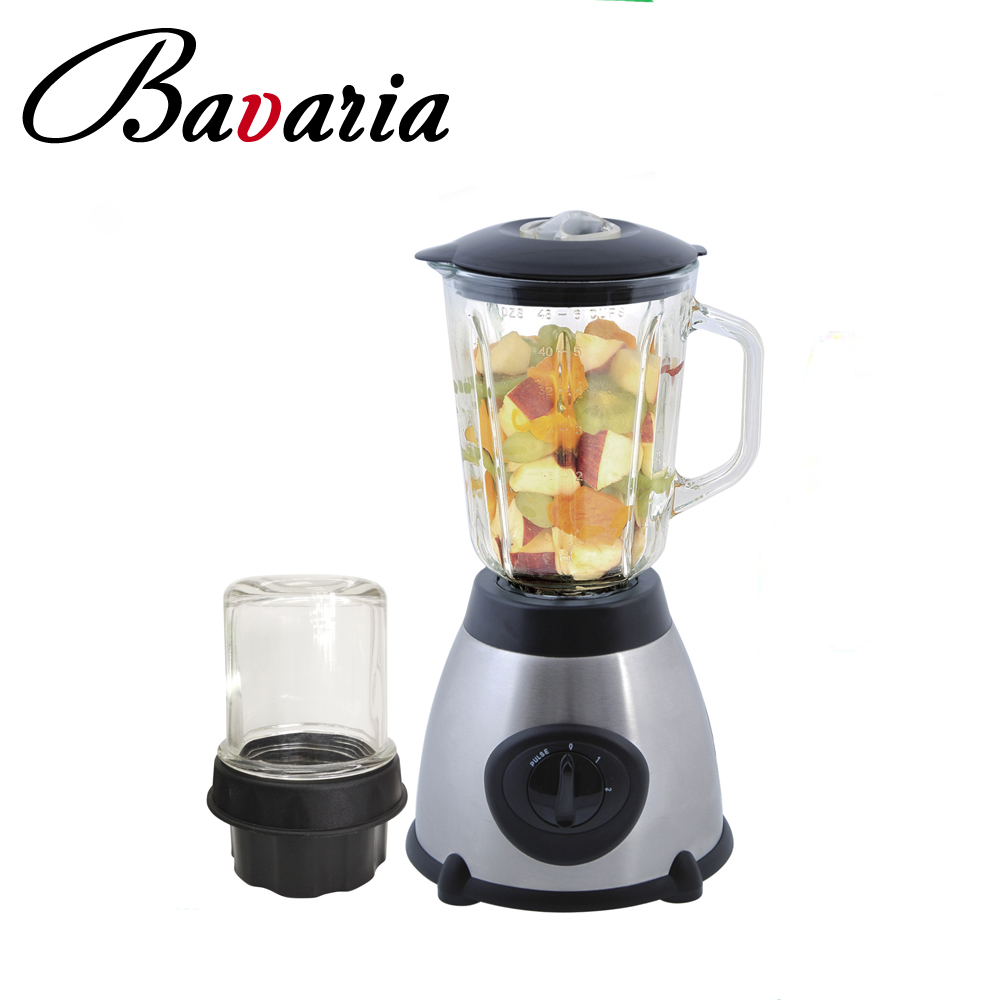 1.5L 500W High Power Ice Crusher Food Blender Dry Food Grinder Multi-function Electric Blender
