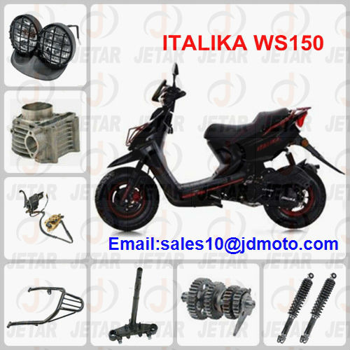 motorcycle spare for ITALIKA WS150