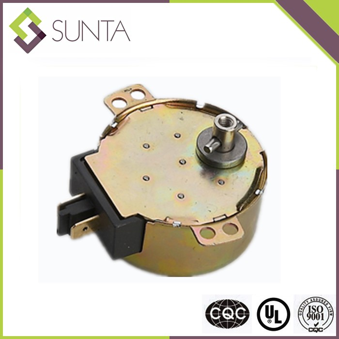 China Manufacturer Small Ac Fan Motor