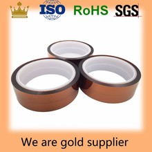 0.06mm Polyimide Film Silicone Adhesive for pcb gold finger protection