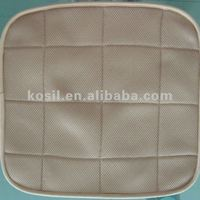 2012 top-sell summer 3d single cool seat cushion mat