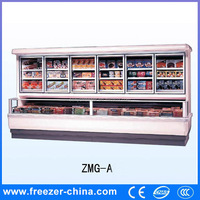 Made in China high quality low price commercial freezer used in retail shop