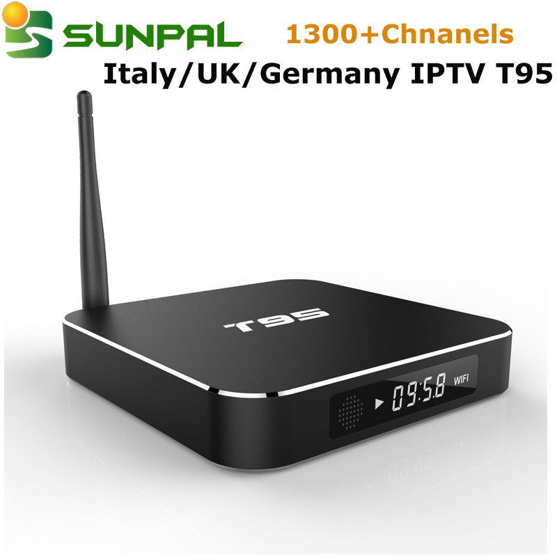 Android tv box T95 + apk account IPTV Subscription IUDTV 1300+ Italy IPTV Arabic French Swedish Turkish Albania Dutch UK IPTV