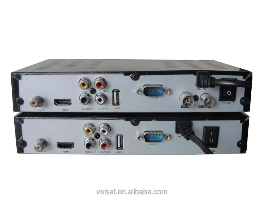 full hd decoder FTA receiver with support mpeg 4