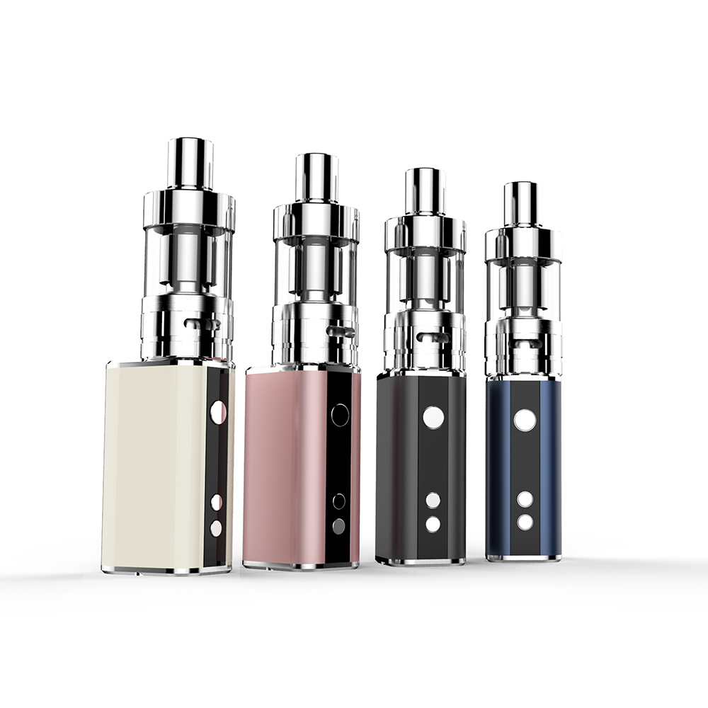 Vivakita e cigarette electronic tank 25w mini mod MOVE BASIC huge vapor variable wattage mod electronic cigarette kit