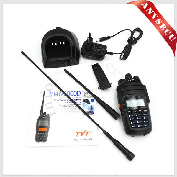 mini speaker TYT TH-UV8000D Amateur Handheld Transceiver Dual Band Dual Display Dual Standby old radios for sale