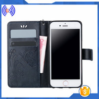 Luxury Flip Leather Case Wallet Phone Case Factory OEM Phone Case for iphone