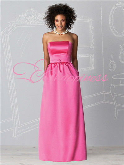 simple design 2013 satin party wear dresses for girls dress designs for young girls evening gown