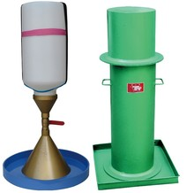 Sand Density Testing Apparatus (Mortar Cylinder)