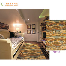 Fortune-in wool and nylon blended floor carpet/rugs for hotel lobby