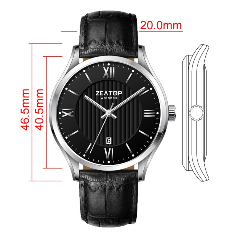 Free Drawing 2018 New Design Custom Watches Wholesale