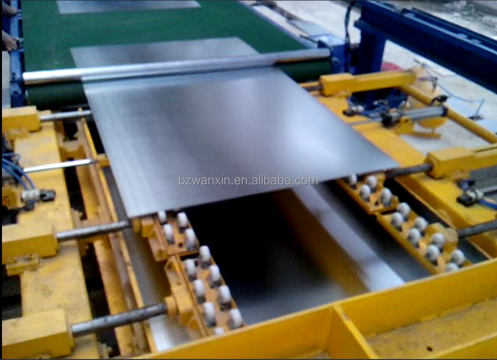 cut to length and slitting machine