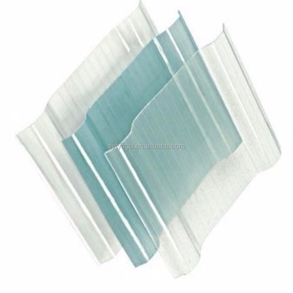 The 2mm thickness of the transparent sheet coating paint frp anti slip frp sheets